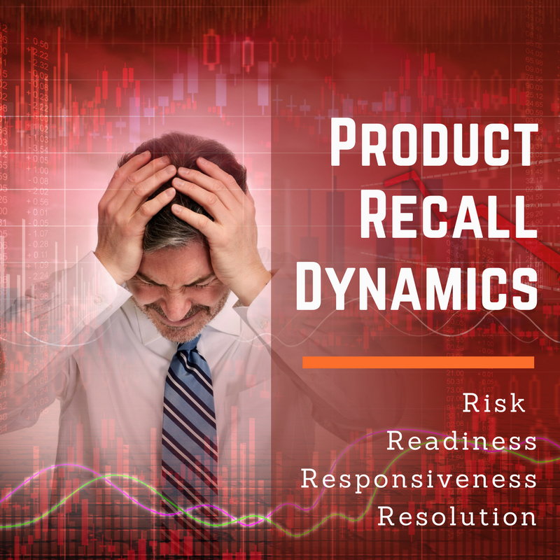 Product Recall Crisis Management