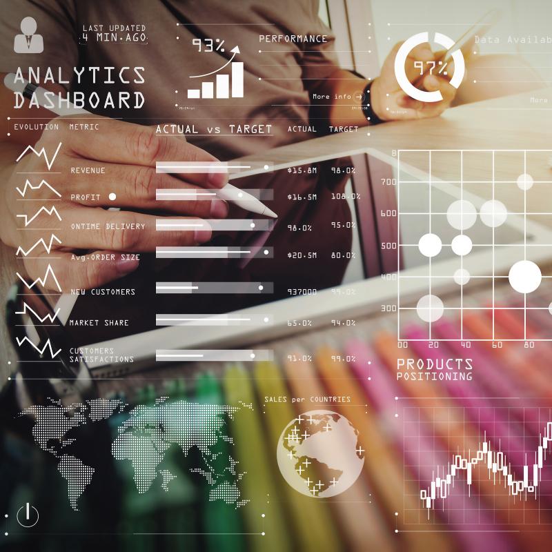 Management KPI Dashboard Development GDS Power BI WITTIGONIA insights