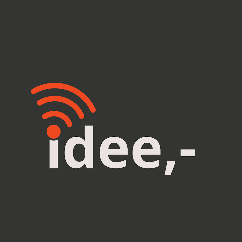idee cast logo button